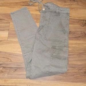 AEO High Rise Womens Stretch Jeggings